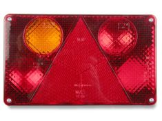 WAS Sdružené světlo W21L (114) s mlhovkou a SPZ