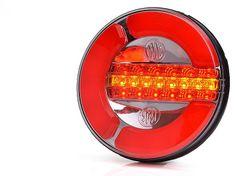 WAS Sdružené světlo W153 (1128), LED, 3-funkce