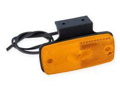 DOBMAR Poziční světlo DOB-45DZ/K LED, oranžové s držákem