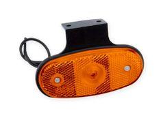 DOBMAR Poziční světlo DOB-46DZ/K LED oranžové s držákem