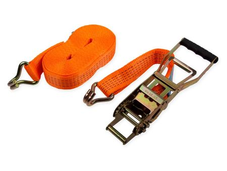 Upínací pás s ERGOráčnou LC2500daN 5t/10 m pás 50 mm