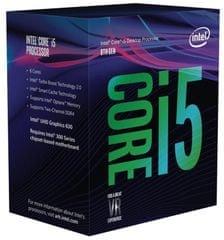 Intel procesor Core i5-8600 BOX, Coffee Lake