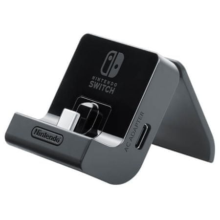 Nintendo prilagodljivo polnilno stojalo (Switch)
