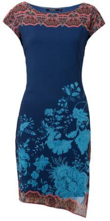 Desigual ženska haljina Vest Reset, 36, tamno plava