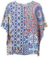 Desigual dámská halenka Blus Agadir XS vícebarevná