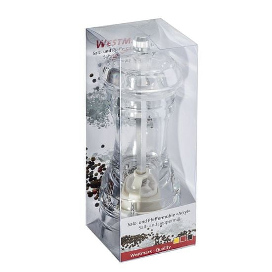 Westmark mlinček za sol in poper Acryl