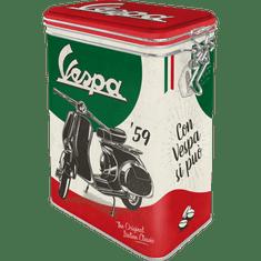 Postershop pojemnik z motywem - Vespa (The Italian Classic)