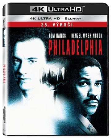 Philadelphia  (2 disky) - Blu-ray + 4K ULTRA HD