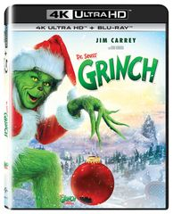 Grinch (2 disky) - Blu-ray + 4K ULTRA HD