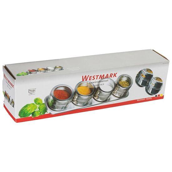 Westmark komplet za shranjevanje začimb, 5 delni