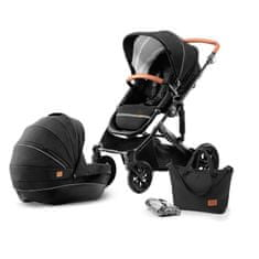 KinderKraft PRIME 2v1 black