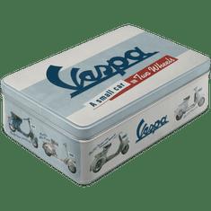 Postershop plastična škatla za shranjevanje Vespa