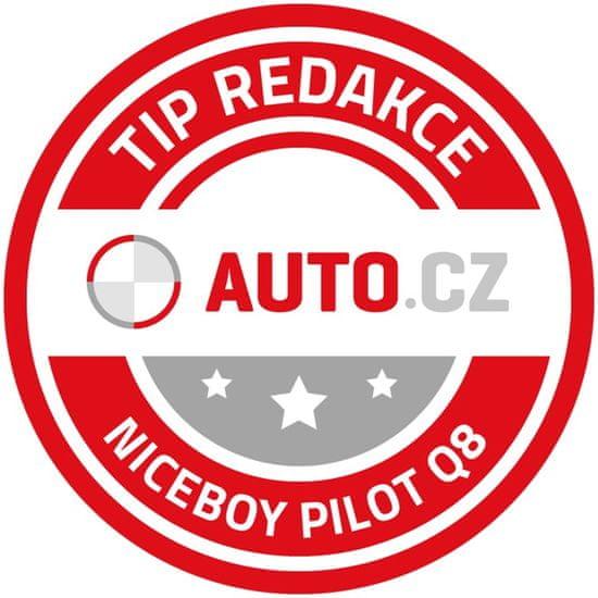 Niceboy PILOT Q8 (s detekcí radarů)
