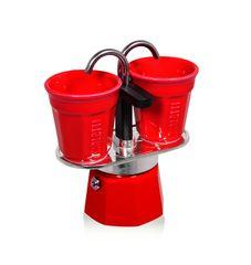 Bialetti Set mini express červený