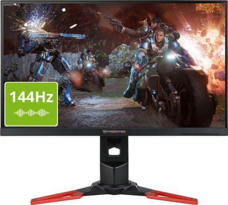 Acer TN LED Gaming monitor Predator XB271HUAbmiprz