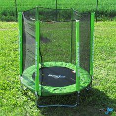 Masterjump ochranná sieť na trampolínu 182 cm