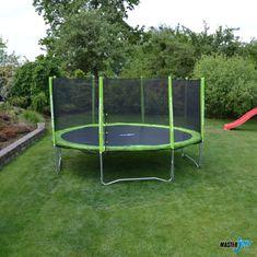 Masterjump ochranná sieť na trampolínu 365 cm