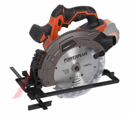 PowerPlus POWDP2525 Aku körfűrész 40V 190mm LI-ION (akkumulátor nélkül) Dual Power