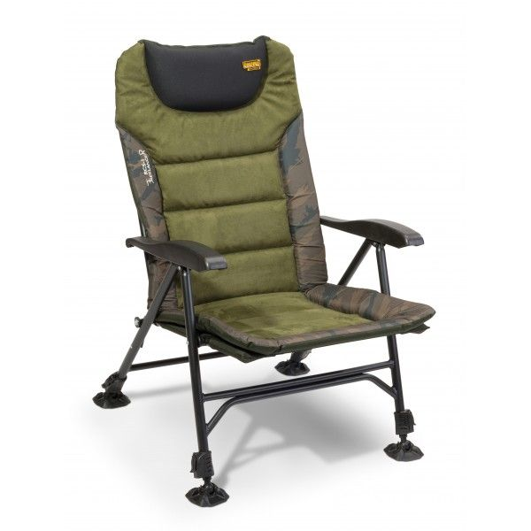 Anaconda Křeslo Freelancer Recliner Carp Seat 1