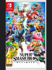 Super Smash Bros: Ultimate (SWITCH)