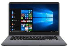 Asus prenosnik VivoBook 15 X510UF i7-8550U/8GB/SSD256GB+1TB/MX130/15,6FHD/EndlessOS (90NB0IK2-M03860-PR1)