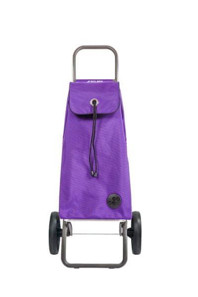 Rolser Nákupní taška na kolečkách I-Max MF Logic RSG, fialová