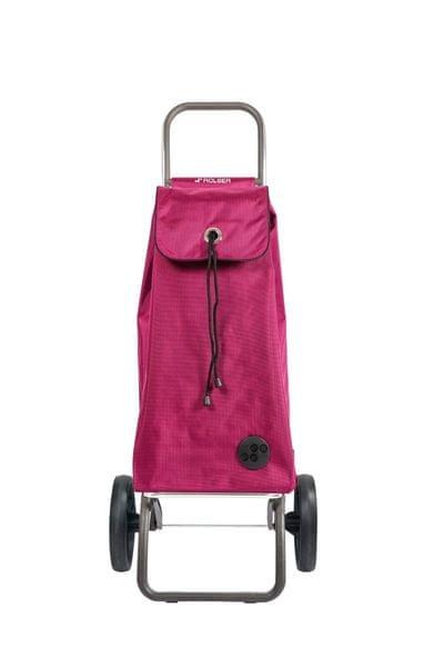 Rolser Nákupní taška na kolečkách I-Max MF Logic RSG, vínová