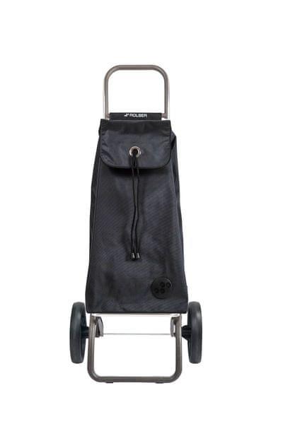 Rolser Nákupní taška na kolečkách I-Max MF Logic RSG, černá