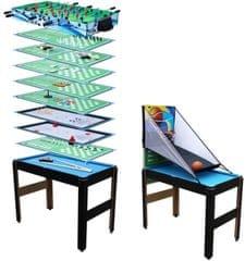 Solex miza s 14 različnimi igrami