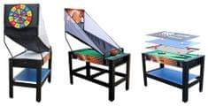 Solex 7 iger na 1 mizi + košarkaški obroč