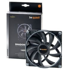Be quiet! ventilator CASE 14CM SHADOW WINGS SW1140mm PWM