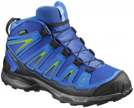 Salomon buty dziecięce X-ULTRA MID GTX J Blue Yonder/BL/GR 32
