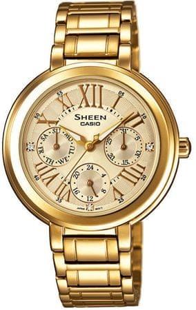 CASIO Sheen SHE 3034GD-9A