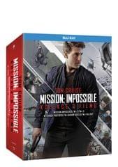 Kolekce Mission: Impossible kolekce 1.-6. (6BD)   - Blu-ray