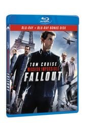 Mission: Impossible - Fallout (2 disky: BD+bonus disk)   - Blu-ray