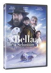 Bella a Sebastian 3: Přátelé navždy   - DVD