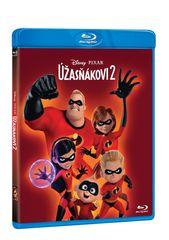 Úžasňákovi 2 - Blu-ray