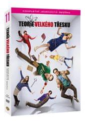 Teorie velkého třesku - 11.série (2DVD)   - DVD