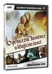 O princezně Jasněnce a létajícím ševci  - edice KLENOTY ČESKÉHO FILMU (remasterovaná verze) - DVD
