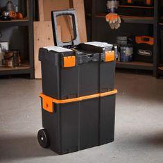 VonHaus kovček za orodje na kolesih