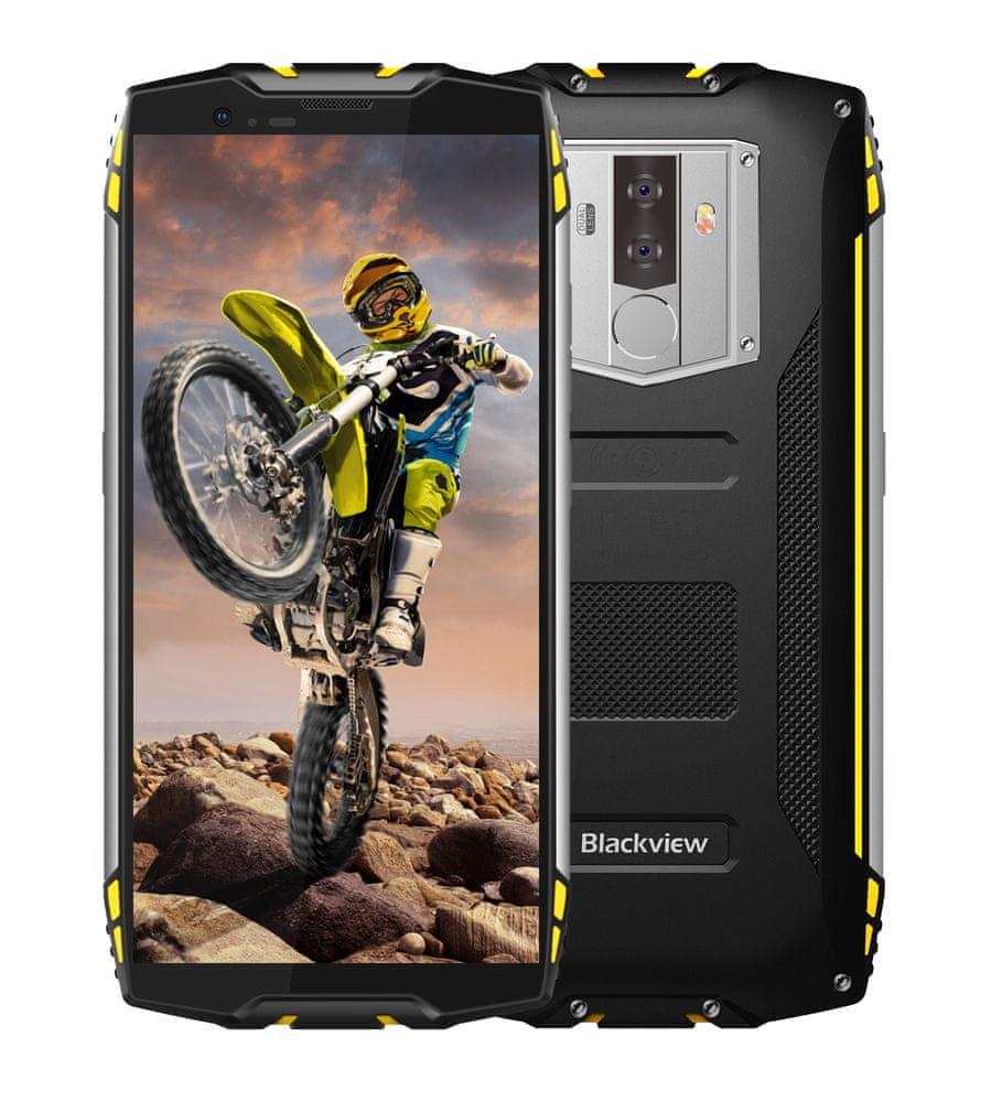 iGET Blackview GBV6800 Pro, 4GB/64GB, Yellow