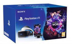 Sony Playstation VR MK4 + VR Worlds + kamera V2