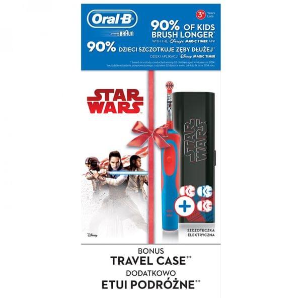Oral-B Vitality Star Wars + cestovní pouzdro