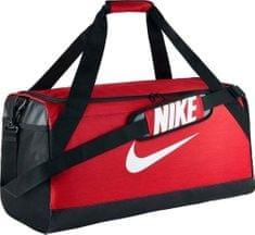 Nike Brasilia (Medium) Training Duffel Bag Red Black White