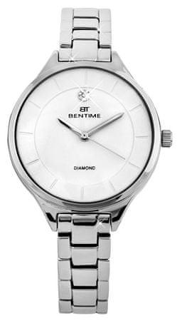 Bentime Dámské hodinky s diamantom 027-9MB-PT12102A  3eeb18b0c0