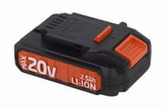 PowerPlus POWDP9020 Baterie 20V LI-ION 2500mAh Dual Power