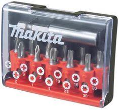 Makita 12-delni set vijačnih nastavkov D-31083-12
