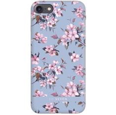SO SEVEN Tokyo Case Blue Cherry Kryt pro iPhone 6/6S/7/8 SSBKC0040