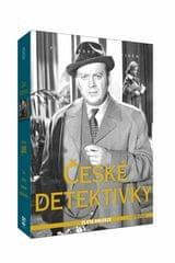 Kolekce České detektivky (4DVD) - DVD