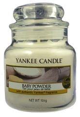Yankee Candle Baby Powder Classic malý 104 g